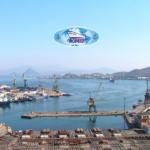 Крупный тихоокеанский порт России предоставляет свои услуги
