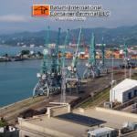 Батумский международный контейнерный терминал.