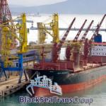 Доставка муки в мешках и прочих подобных грузов на экспорт в порту Новороссийск.