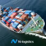 N-Logistics организует международные контейнерные перевозки.