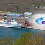 Морской порт Ольга