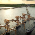 Агентирование судов в порту Тамань.