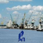 Порт Рени - крупный транспортный узел на Дунае.
