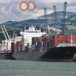 Логистическая компания DA Logistics в Новороссийске и Санкт — Петербурге