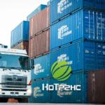 «КоТранс» предлагает комплекс  услуг, связанный с поиском, оформлением и перевалкой импортного/экспортного груза следующего из Китая через порт Новороссийск в контейнерах.