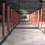 Перевалка и хранение грузов на крытом складе в Таганроге. Складской комплекс «Терминал Таганрог»