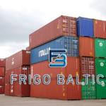 Услуги в зоне Рижского Свободного порта