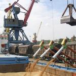 Отруби гранулы в порту Новороссийск Азов Ейск Темрюк.