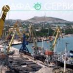 Морское агентирование судов