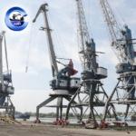Услуги в Азовском морском порту.