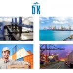 Морские перевозки, услуги в порту, доставка до двери.