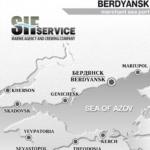 Агентирование морских судов и экспедирование в портах Украины.