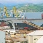 Транспортная логистика грузов импортного и экспортного направления через морские порты Восточный и Находка.