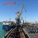 Перевалка грузов в порту Актау.ТОО «Исткомтранс» - крупнейший оператор на транспортном рынке Республики Казахстан.