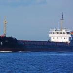 Сухогруз ищет фрахт 3500 тонн.