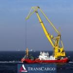 Рейдовая перевалка грузов в Порту-Кавказ и в акватории Чёрного моря.