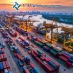Внутрипортовое экспедирование в Финляндии и СПб, Международные перевозки грузов.