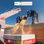 «АФГ Националь» осуществляет поставки сельхозпродукции собственного производства крупными оптовыми партиями перерабатывающим предприятиям и конечным потребителям, а также направляет за рубеж – в страны СНГ, Ближнего Востока и Европы.