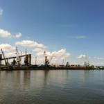 Производим перевалку зерновых в речном порту Энгельса