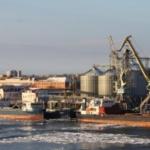 Астраханский зерновой терминал. Погрузка зерна на суда всех типов, работающий в Каспийском бассейне.