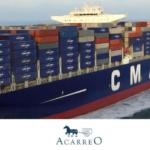 Компания «Акаррео» обеспечит вам грузоперевозки морским транспортом, предоставляя полный спектр транспортных услуг и различных схем транспортировки.