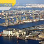 Работаем на всех терминалах Большого порта Санкт-Петербург.
