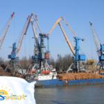 Фрахтование, экспедирование, агентирование, перевалка грузов в порту Ейск.