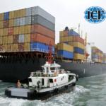 Морские перевозки из Китая в Россию.