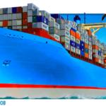 Международные морские перевозки грузов. Международные морские перевозки «От двери - До двери».