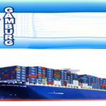 Услуги по перевозке грузов морским транспортом.