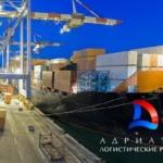 Компания «Адриатик» оказывает услуги по внутрипортовому экспедированию. в порту Санкт-Петербурга