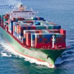 Морские перевозки грузов из Латвии в Россию.