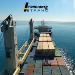 Морская доставка контейнеров из Китая. Доставка грузов в Китай.