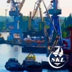 Предлагаем услуги перевалки грузов в порту Херсон.