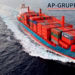 """Экспедирование, импорт, транзит контейнеров -  """"Компания """"АП-ГРУПП"""""""