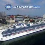 Регулярные грузопассажирские перевозки между портами Владивосток,  Донгхэ (Ю.Корея),  Сакаиминанато(Япония)  выполняет паром «Eastern Dream» южно-корейской компании «DBS CRUISE FERRY».