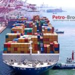 «Петро-Брокер» выполняет регулярные морские перевозки грузов из Турции в Россию с отправкой из Стамбула, Измира, Гемлика (в Петербург, Усть-Лугу), Зонгулдака, Самсуна (в порты Черного и Азовского морей).