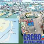 Морские перевозки и доставка грузов по судоходной линии Пусан-Корсаков