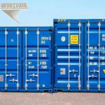Морские контейнерные перевозки в Египет в 20, 40-футовых контейнерах.