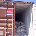 Перевозка пищевых грузов в контейнерах через порт Новороссийск.
