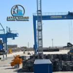 Актауский Морской Северный Терминал расположен на восточном побережье Каспийского моря и является важным звеном создаваемой мультимодальной логистической цепочки, включающей также сухой порт СЭЗ «Хоргос – Восточные ворота».