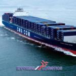 Морские контейнерные перевозки по всему миру, Международные экспресс-перевозки промышленного оборудования