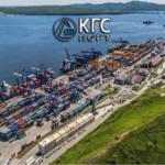 Перевалка кукурузы на экспорт в морском порту Темрюк
