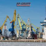 Разгрузка груза из контейнеров и его перегрузка в грузовой автотранспорт на территориях Мариупольского, Одесского и Ильичевского портов.