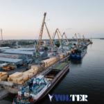 Транспортно-экспедиторское обслуживание грузов в Каспийском регионе, обслуживание экспортных и импортных грузов, Астраханский порт