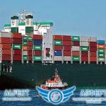 Морские перевозки в Казахстан в составе сложных доставок.