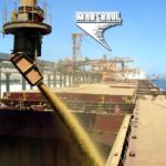 Перевалка зерновых грузов через порты Новороссийск и Ейск