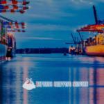 Международные морские грузоперевозки через порты СПБ и Таллин.