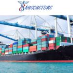Морские грузовые перевозки.