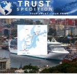 Паромные морские грузовые перевозки, Паромные перевозки крупногабаритных, негабаритных и сборных грузов.